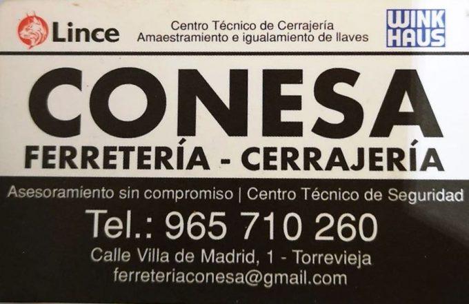 FERRETERIA CONESA