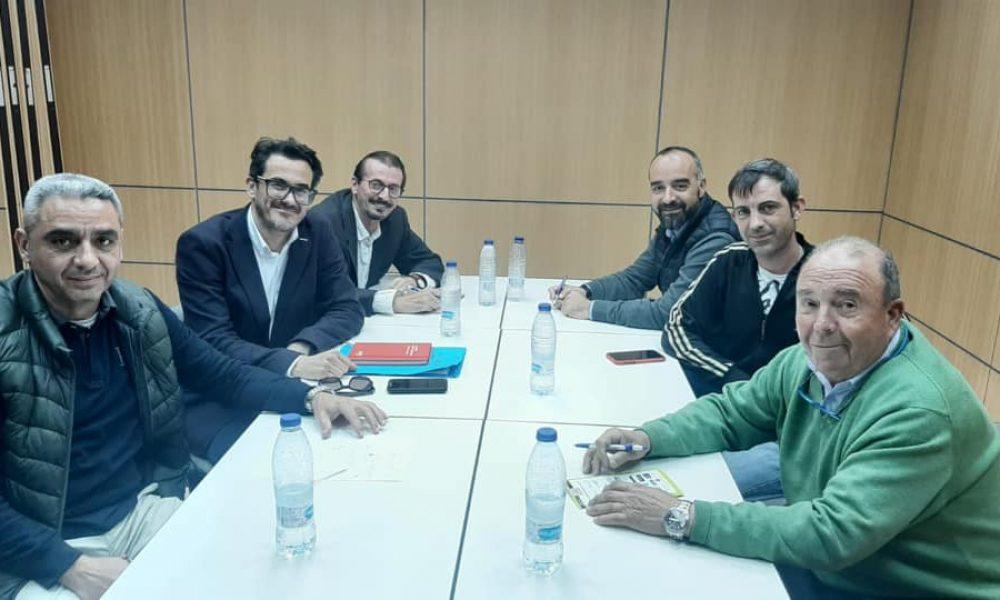Reunión conjunta Hosteleros y Comerciantes.