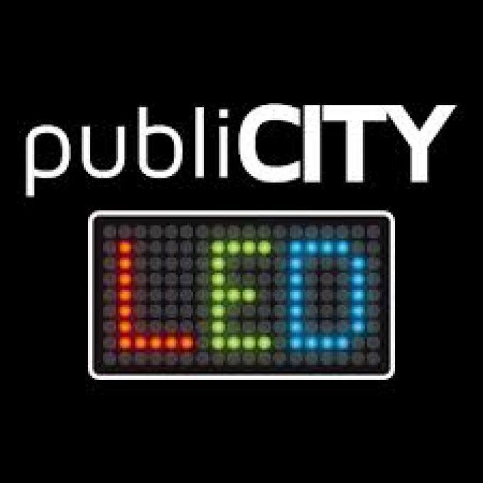 PUBLICITY LED