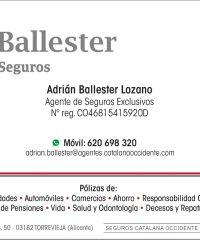 BALLESTER SEGUROS