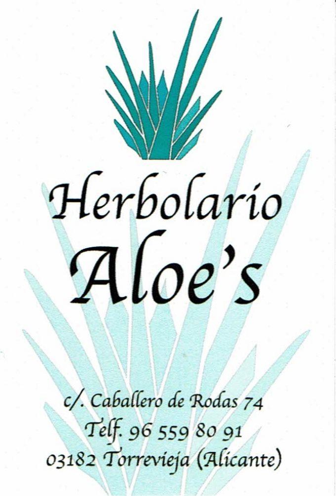 HERBOLARIO ALOE'S